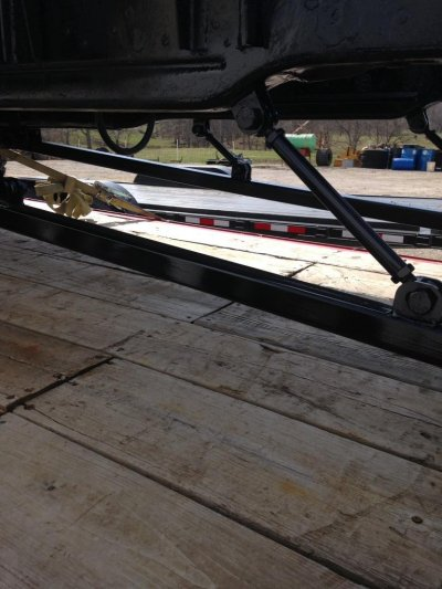4x4 Pulling Truck Parts : Pulling truck chassis components pictures to pin on